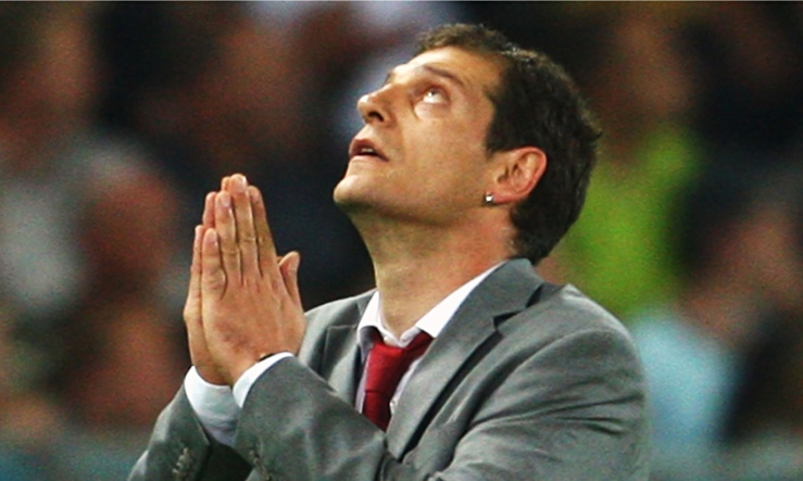 Slaven Bilic hopes his popularity when he was a West Ham player will help him seal the manager's job